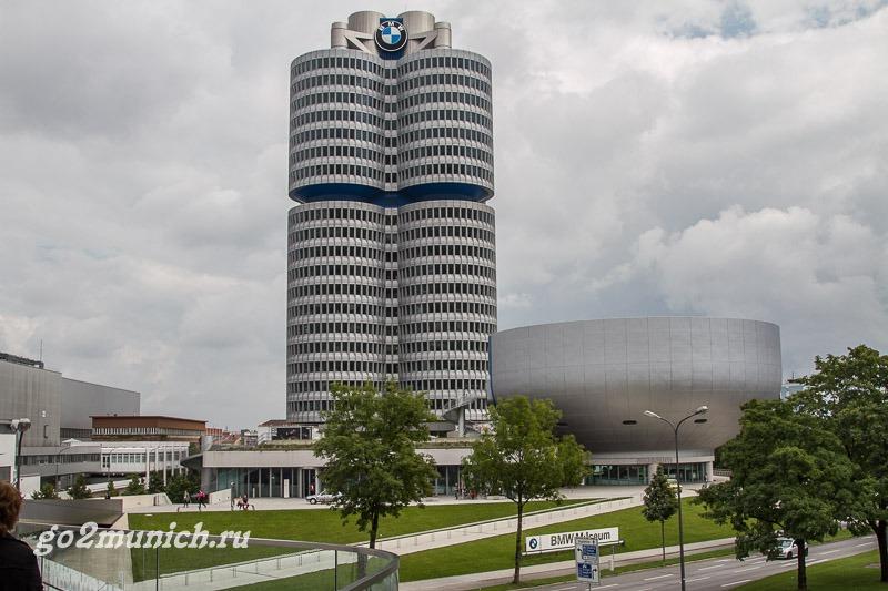 Музей БМВ Мюнхен адрес