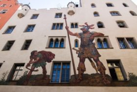 Экскурсии из Мюнхена в Регенсбург на русском языке