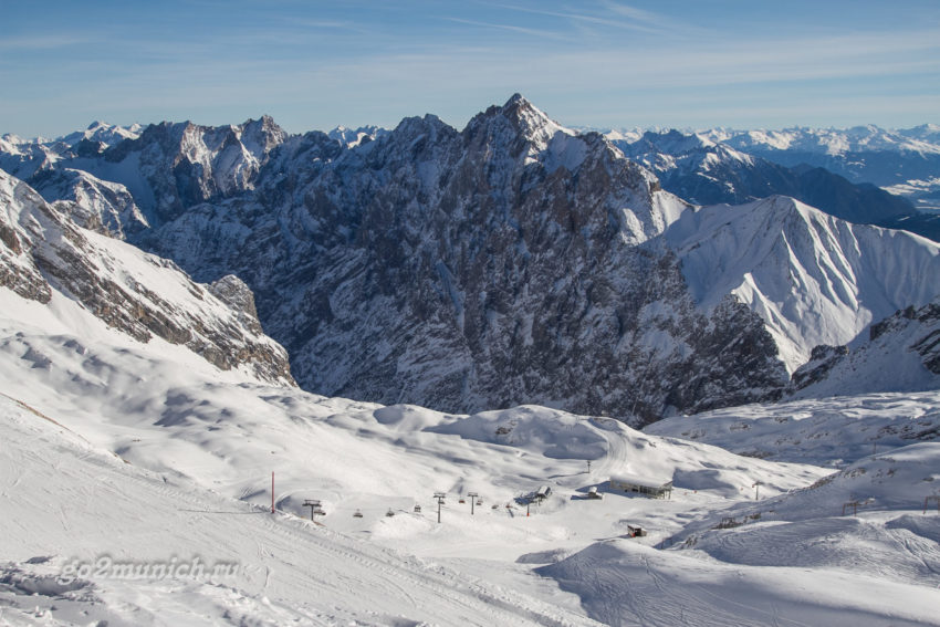 Мюнхен Альпы куда поехать