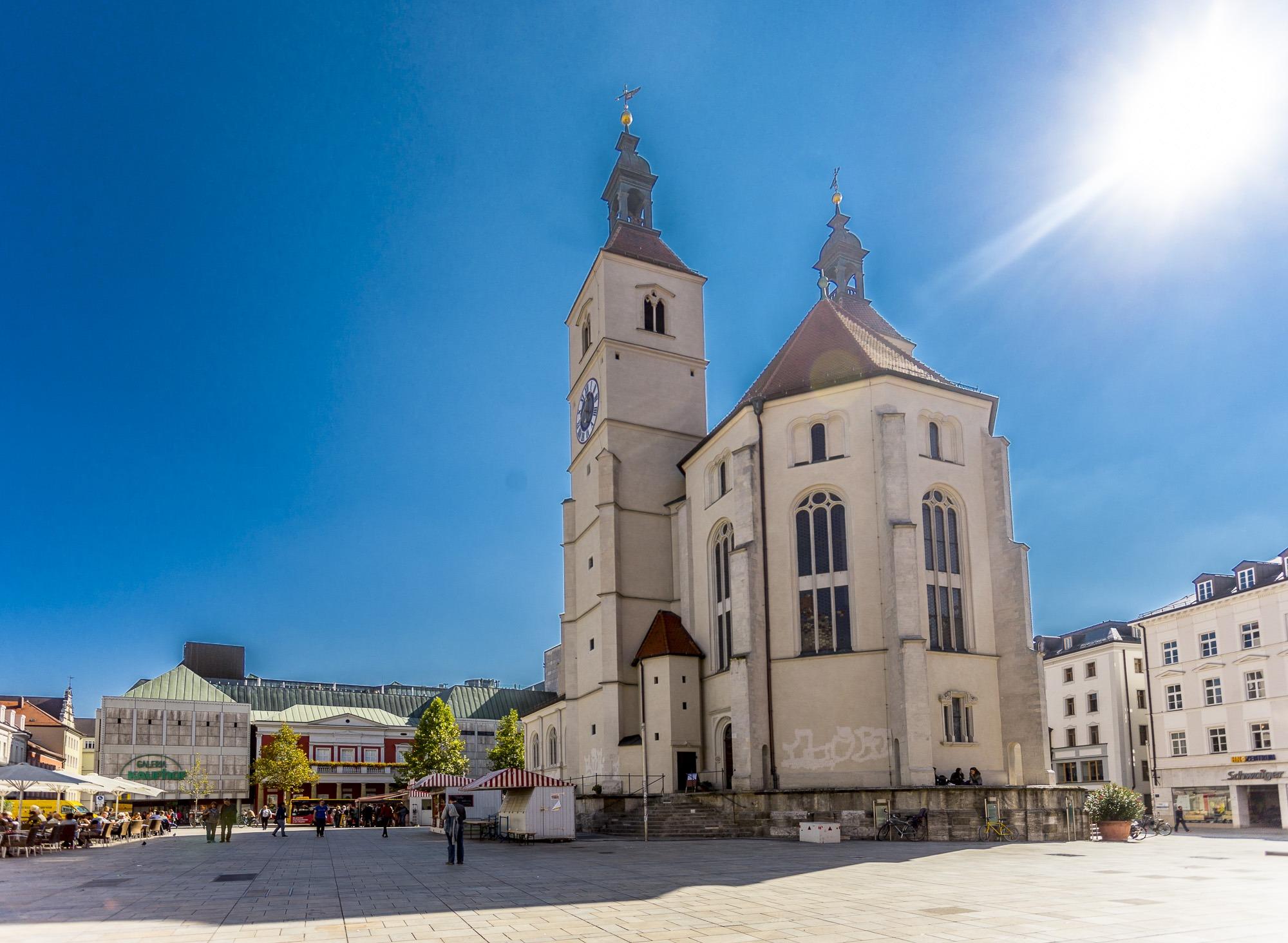 Регенсбург Германия обзор города и 7 достопримечательностей