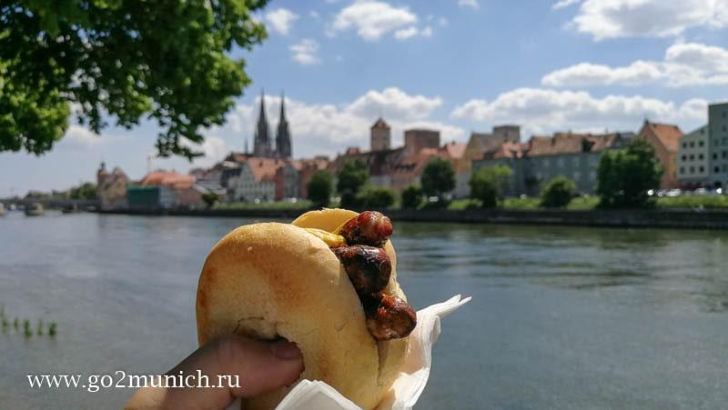 Традиционная баварская кухня