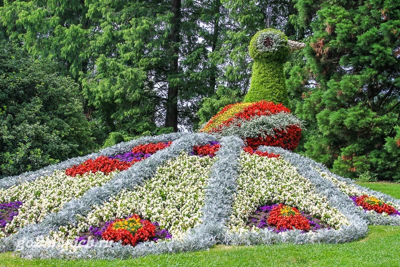 Остров цветов Майнау Германия экскурсия