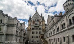 Экскурсия в Нойшванштайн и Линдерхоф из Мюнхена с гидом