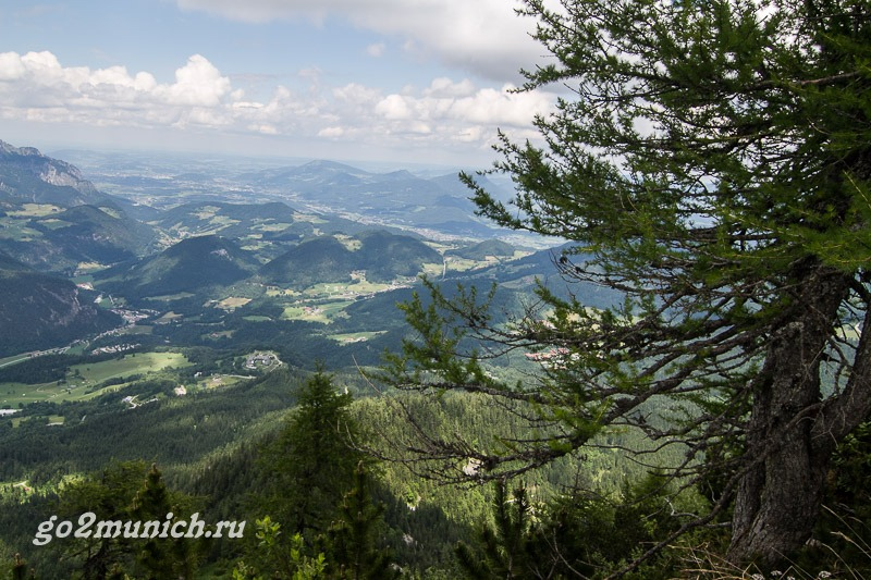 Регион Кимгау Бавария Германия