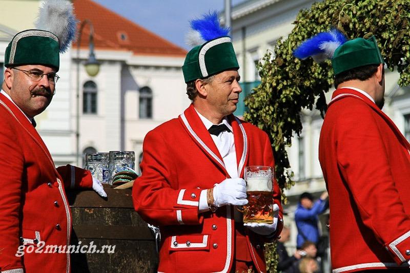 Традиции и обычаи Мюнхена и Баварии