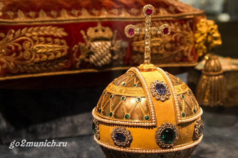 Мюнхен Резиденция королей экскурсия