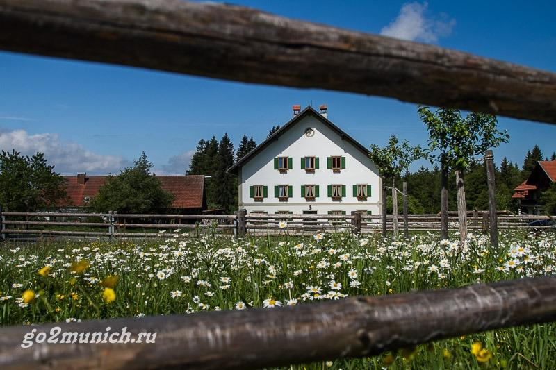 Самые интересные места в Баварии