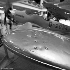 музей авиационной техники Шляйсхайм