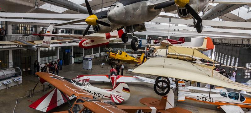 Технический музей авиации Шляйсхайм