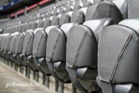стадион баварии мюнхен