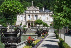 Дворец Линдерхоф в Баварии