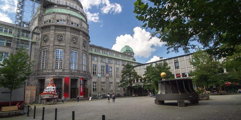 Мюнхен технический музей