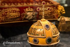 Резиденция королей Мюнхен