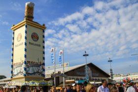 Oktoberfest это фестиваль пива в Мюнхене