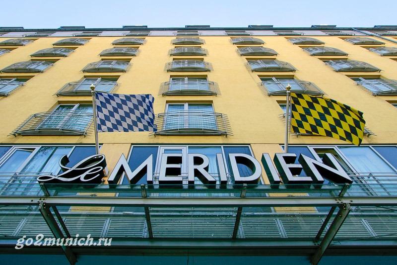 В каком отеле 4 звезд остановиться в Мюнхене