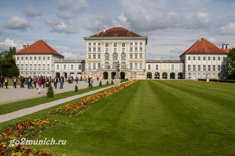 Замок Нимфенбург Мюнхен