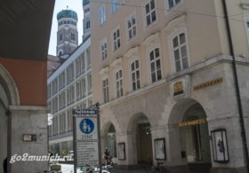 Фрауенкирхе Мюнхен фото