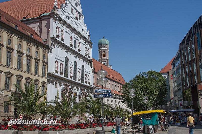Мюнхен Фрауенкирхе