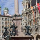 Фрауенкирхе в Мюнхене собор со следом дъявола