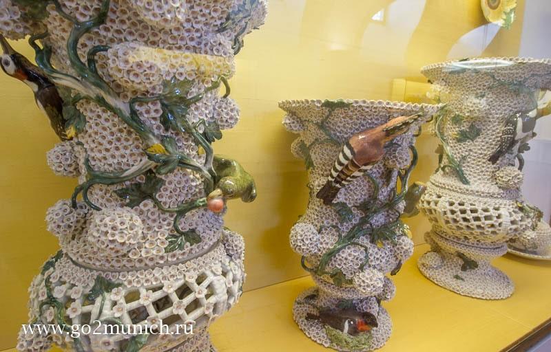Шляйсхайм музей мейсонский фарфор