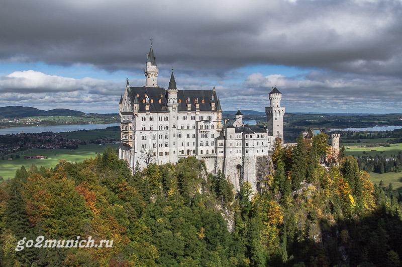 Экскурсии по Баварии в сопровождении гида