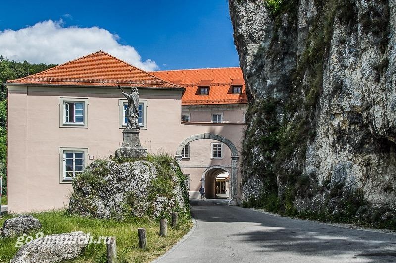 Weltenburg монастырь из Кельхайма
