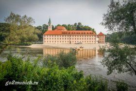 Экскурсии по Баварии - Вельтенбург