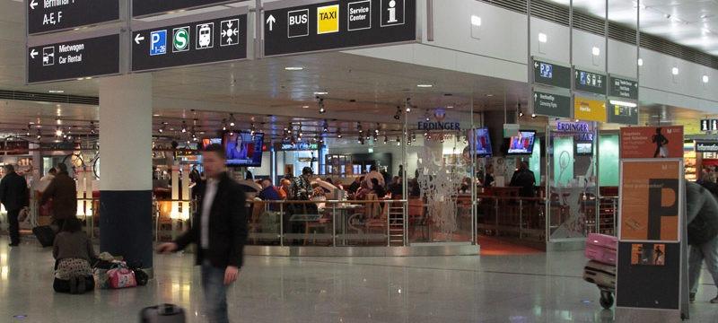 как добраться из аэропорта Мюнхена