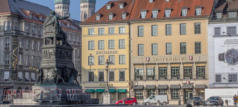 Главный жд вокзал Мюнхен