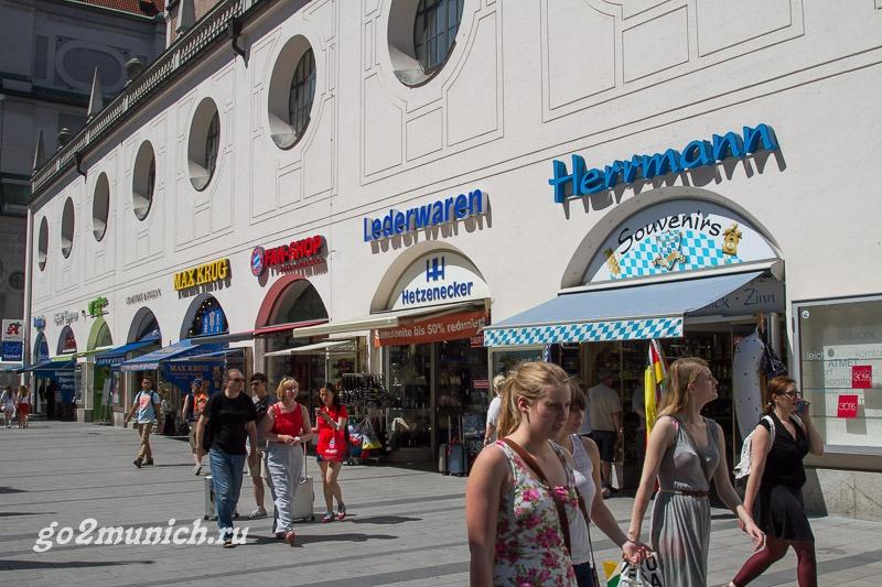 Где в Мюнхене купить часы с кукушкой