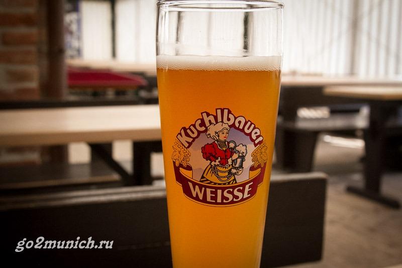 Баварское пиво Кухльбауер Абенсберг