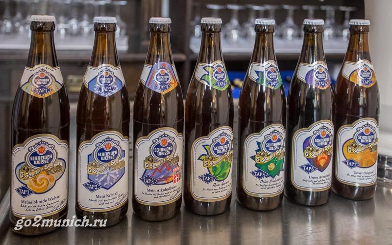 Пиво Schneider Weisse Кельхайм