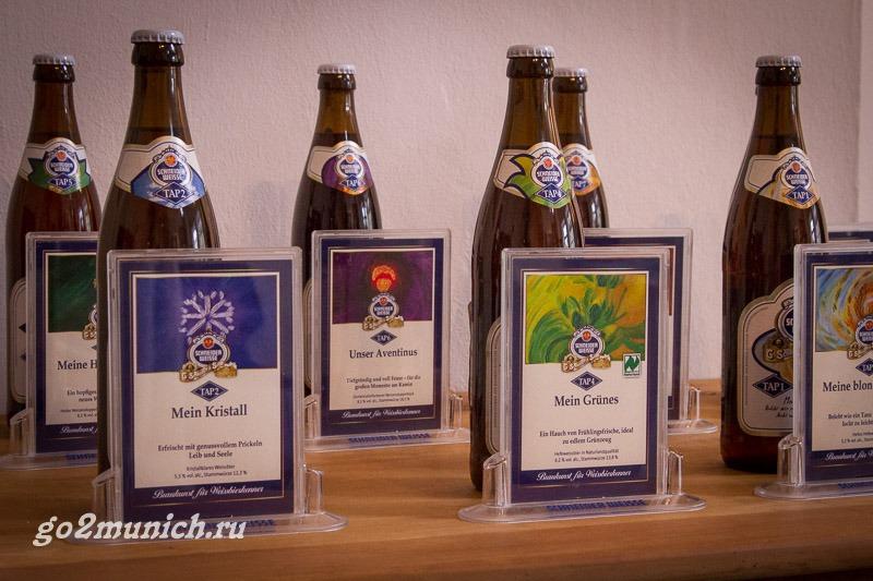 Пиво Шнайдер Вайсе Бавария Кельхайм