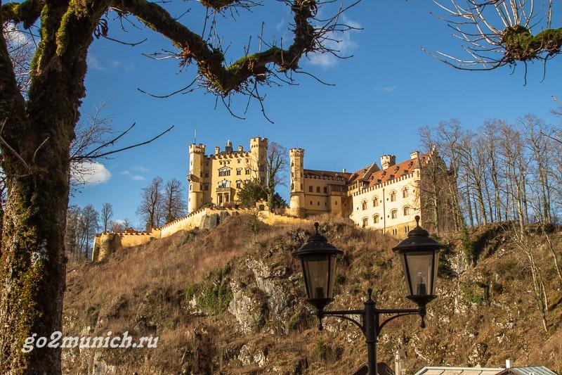 Замок Хоэншвангау Фюссен
