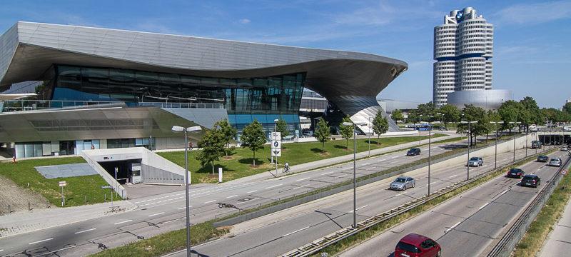 Музей БМВ в Мюнхене как добраться, часы работы