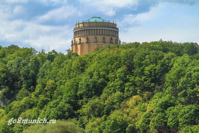 Город Кельхайм Бавария Германия