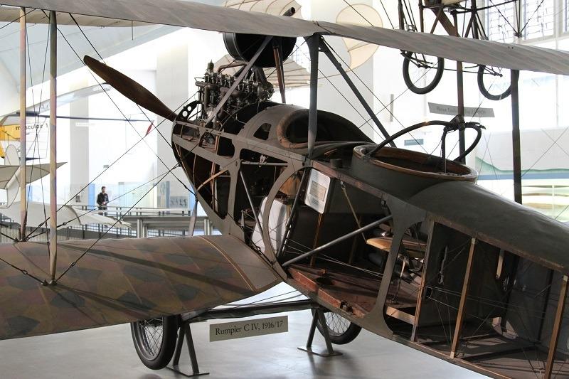 Музей науки и техники в Мюнхене