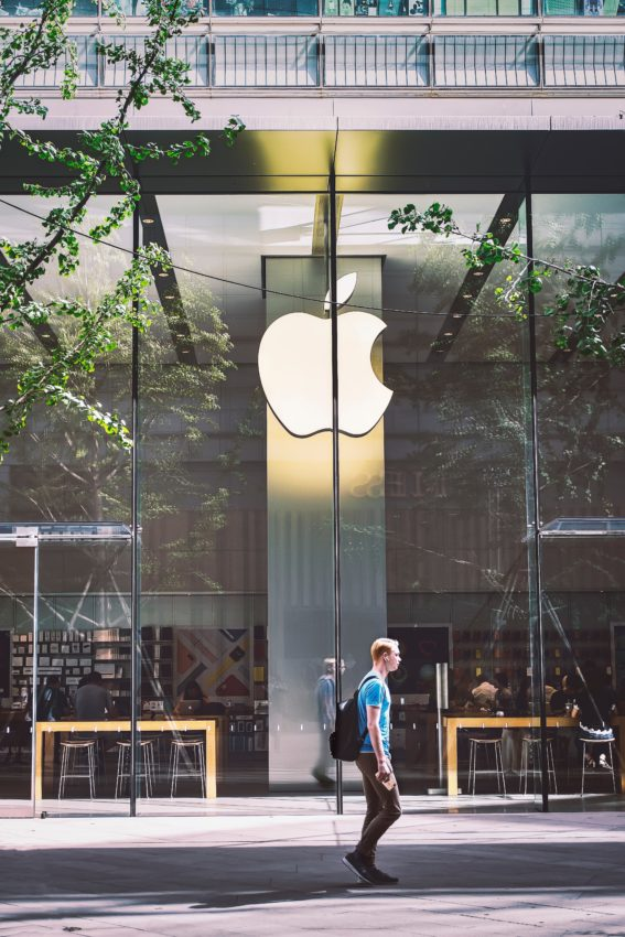 Apple Store Мюнхен