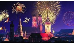 Новый Год в Мюнхене