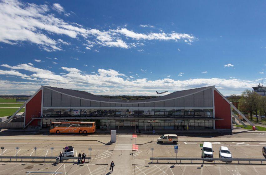 Мемминген Германия аэропорт автобусы