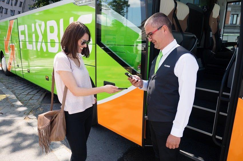 Автобус FlixBus Мемминген - Мюнхен