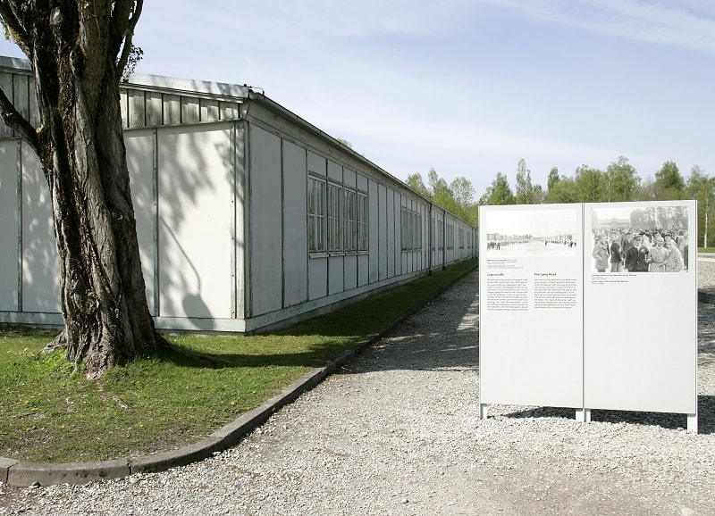 Дахау концентрационный лагерь