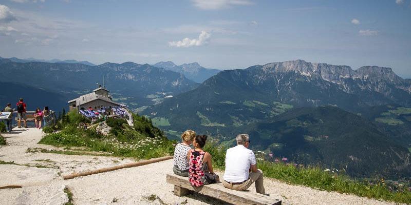 Орлиное Гнездо Альпы Бавария