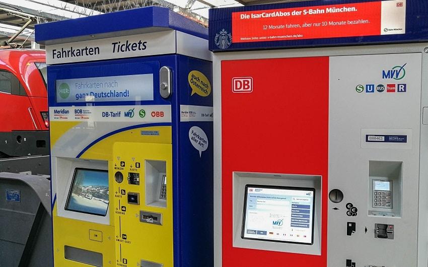 Баварский билет в Мюнхене куда поехать