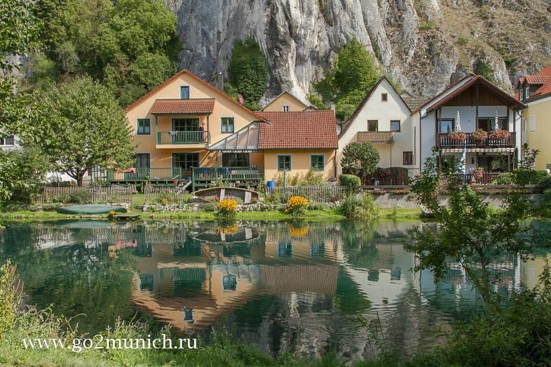 Где отдохнуть в Баварии Эссинг