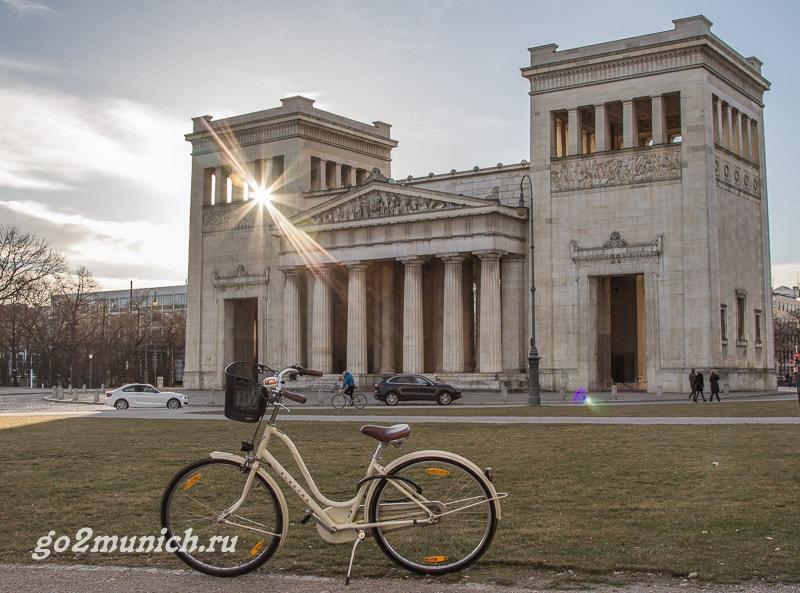 Экскурсии по Мюнхену на русском языке