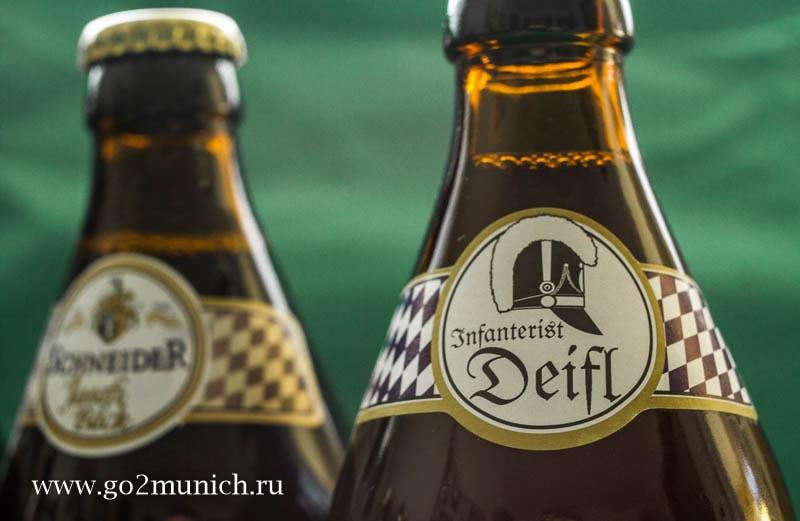 Редкое пиво Бавария