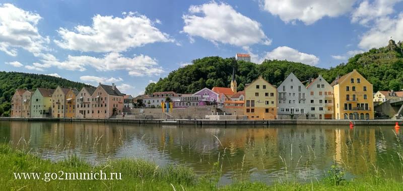 Риденбург Германия фото