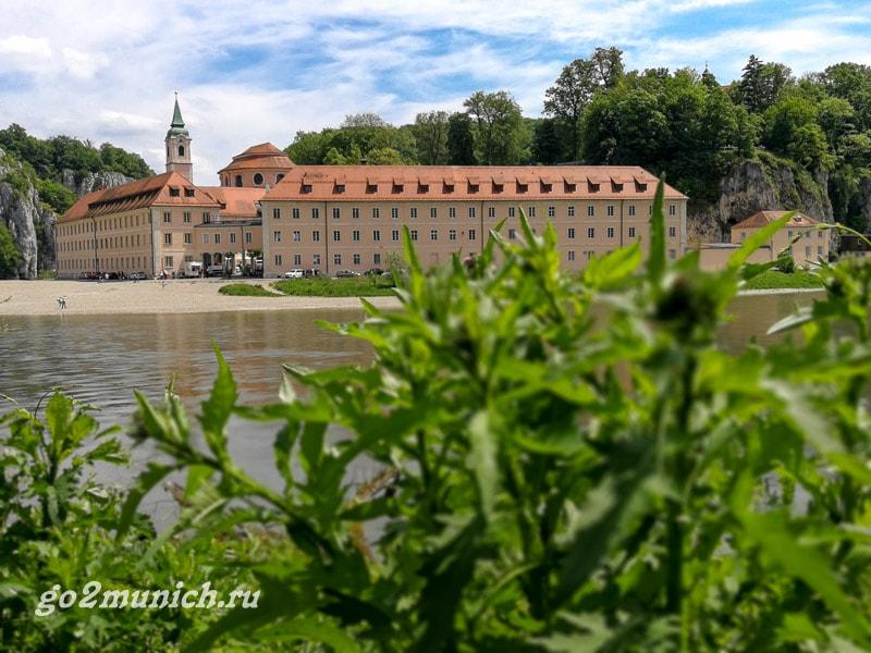 Вельтенбург монастырь