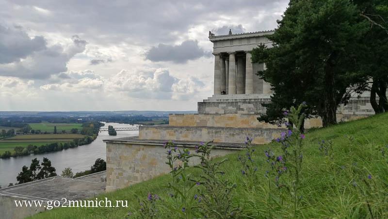 Регенсбург как добраться из Мюнхена